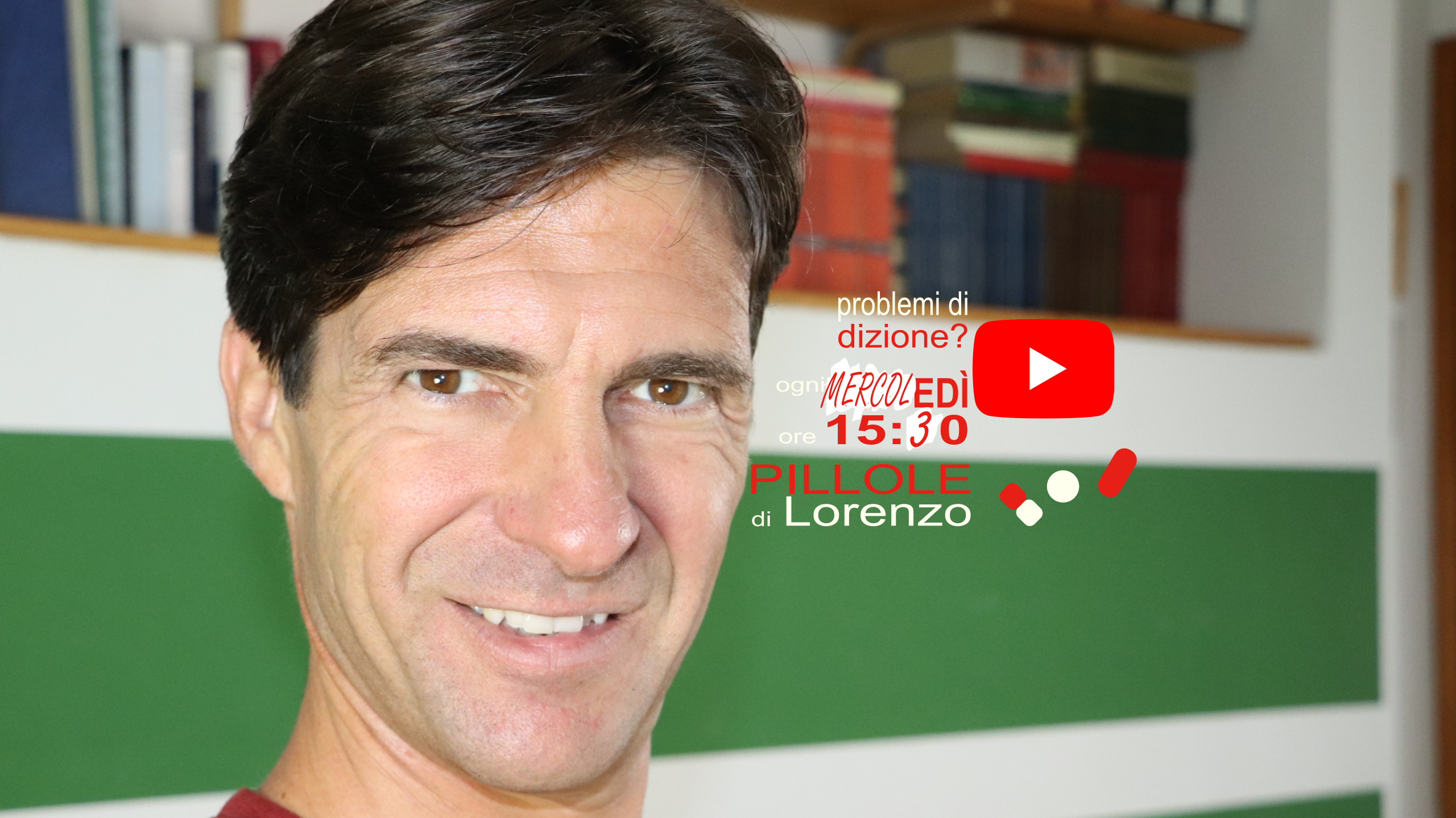 Pillole di dizione su youtube